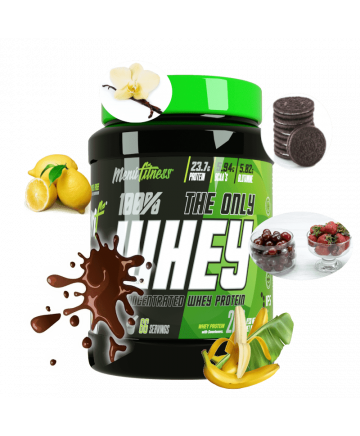 THE ONLY WHEY 2KG