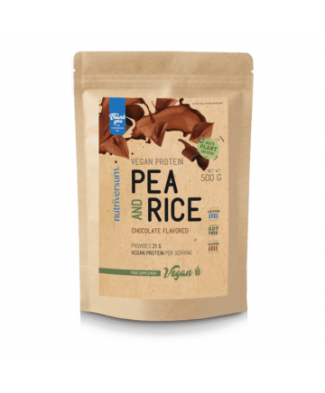 PEA AND RICE 500G